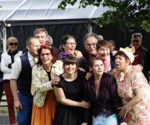 Association theatre en festival