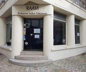 Raavi restaurant indien pakistanais