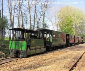 Musée des tramways vapeur et des secondaires