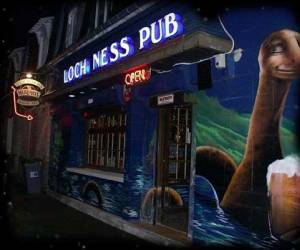 Loch ness pub