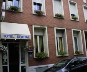 Au spatial hôtel