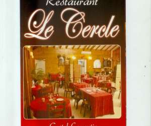 Restaurant le cercle...lydie mauranyapin