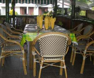 Restaurant naturel bambou