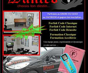 Auto-ecole wanted