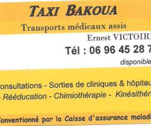 Taxi medicalise