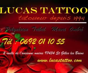 Lucas tattoo
