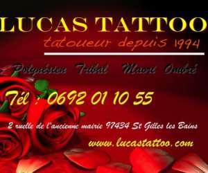 Lucas tattoo