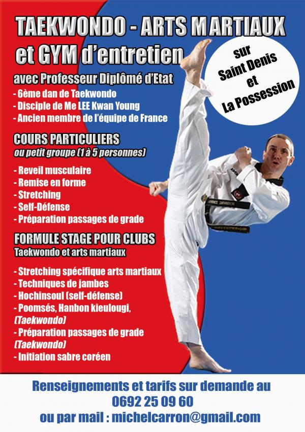 club taekwondo reunion