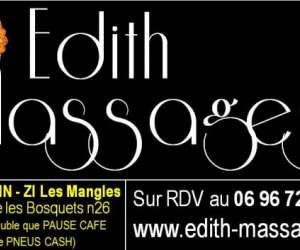 Edith massages