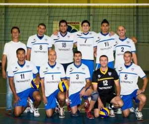 Volley ball club de petite-ile