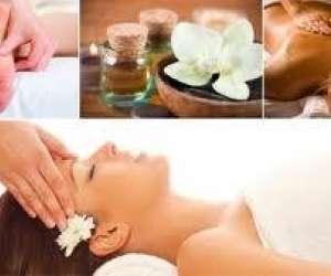 Massage concept fdf