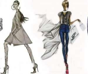 Cours de dessin de mode / stylisme