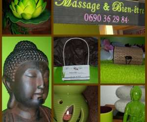 Massage & bien-être by patsy