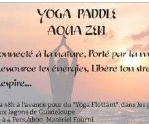 Yoga paddle aqua zen