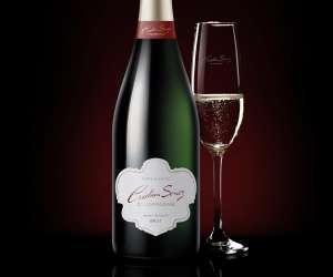 Champagne cristian senez