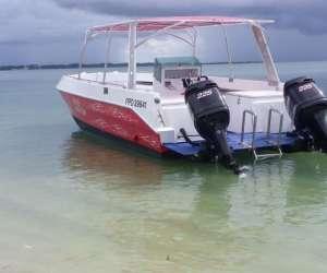 Excursion bateau en guadeloupe