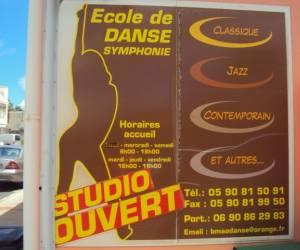 Ecole de danse symphonie