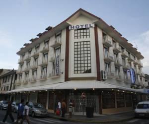 Hôtel central hôtel