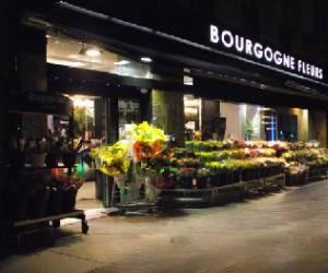 Bourgogne fleurs
