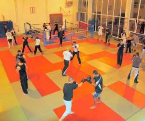 Phenix boxing club dijon