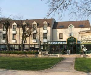 Hôtel du parc de la colombière