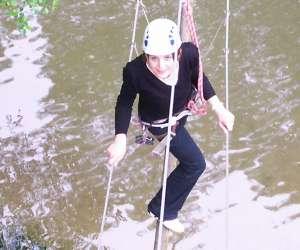 Parc aventure acrobatix 3b