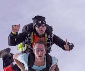 Dijon parachutisme