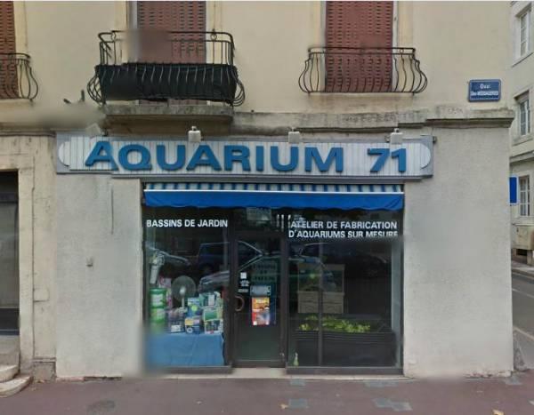 Aquarium 71 chalon sur saone 71100 t l phone horaires for Horaire piscine chalon sur saone