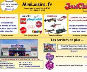Miniloisirs, magasin jouéclub