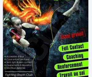 Full contact et disciplines associées