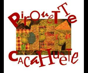 Association pirouette-cacahu�te