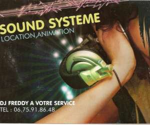 Sound systeme frederic widemann
