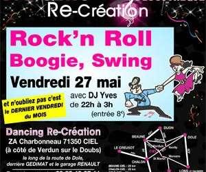 Recreation dancing discotheque