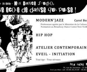 Ecole de danse mixdance studio