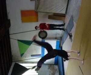 Cirque et musiques electroniques