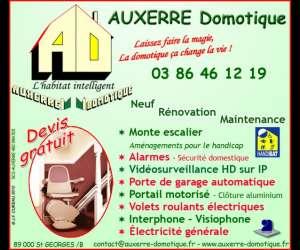 Auxerre domotique