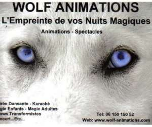 photo Wolf Animations