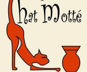 Le chat motté - atelier de poterie, modelage sculpture,