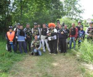 Paintball dragon de nevers