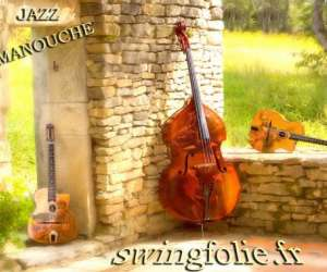 Jazz manouche swing folie bourgogne