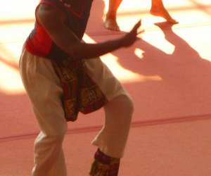Association   zedeka  -   cours de danse africaine dijo