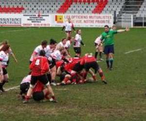Rugby f�minin coquelicots chalonnais