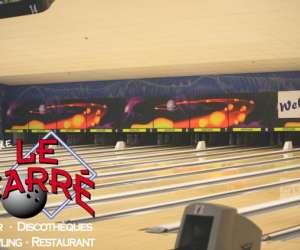 Le complexe du carre - euro bowling