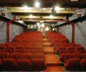 Péniche théâtre cristal