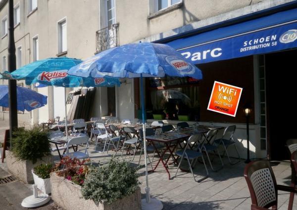 Restaurant du parc pougues les eaux 58320 t l phone for Chambre de commerce de paris horaires