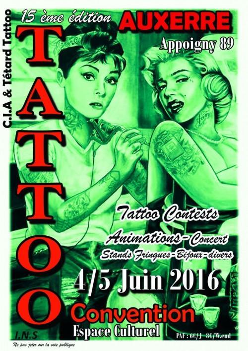 Tetard tattoo auxerre 89000 t l phone horaires et avis - Horaires piscine auxerre ...