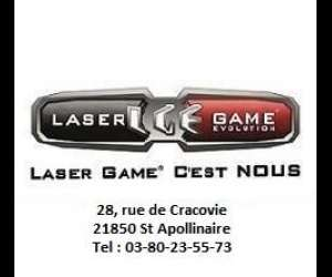 Laser game evolution dijon
