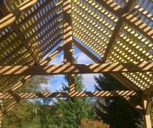 Laffea construction bois