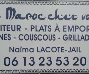 Le maroc chez vous-  plats à emporter traiteur