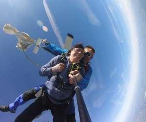 Fl140 parachutisme rhone alpes